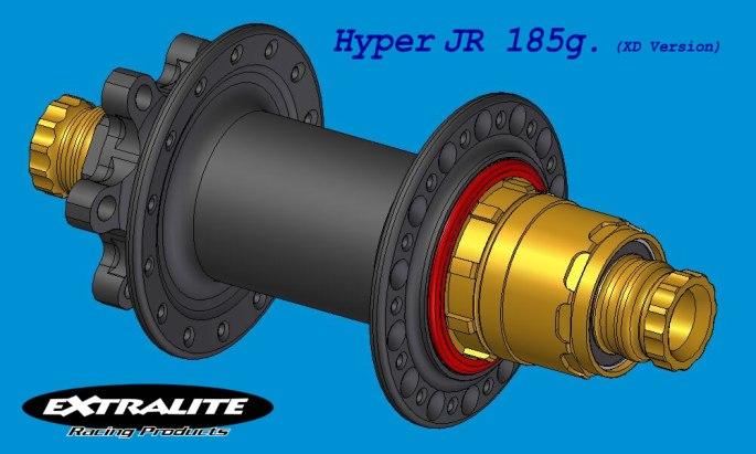 Extralite Hyper JR 2