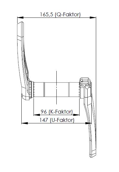 Q-Faktor Smart Foot