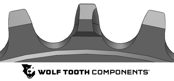 nuovi denti per Wolftooth (1/6)