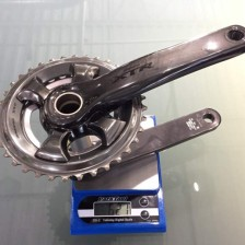 Shimano-XTR-M9000-mechanical-actual-weights-cranksets01-600x516