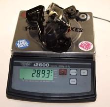 Shimano-XTR-M9070-Di2-component-actual-weights05-600x587