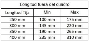 Longitud-Tija-Darimo-T1-300x139