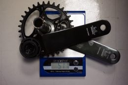 2019-Shimano-XTR-M9100-actual-weights-crankset-32-tooth01